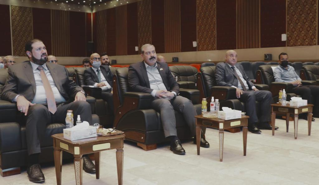 التجارة … شركة المعارض العراقية تعقد ندوة تعريفية ببرنامج تسجيل الشركات  والمصانع الموردة للعراق