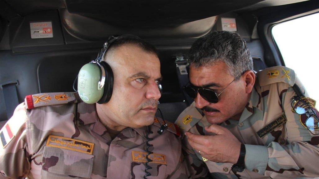 قائد عمليات بغداد يوعز بفتح الطرق تدريجيًا ضمن حدود العاصمة