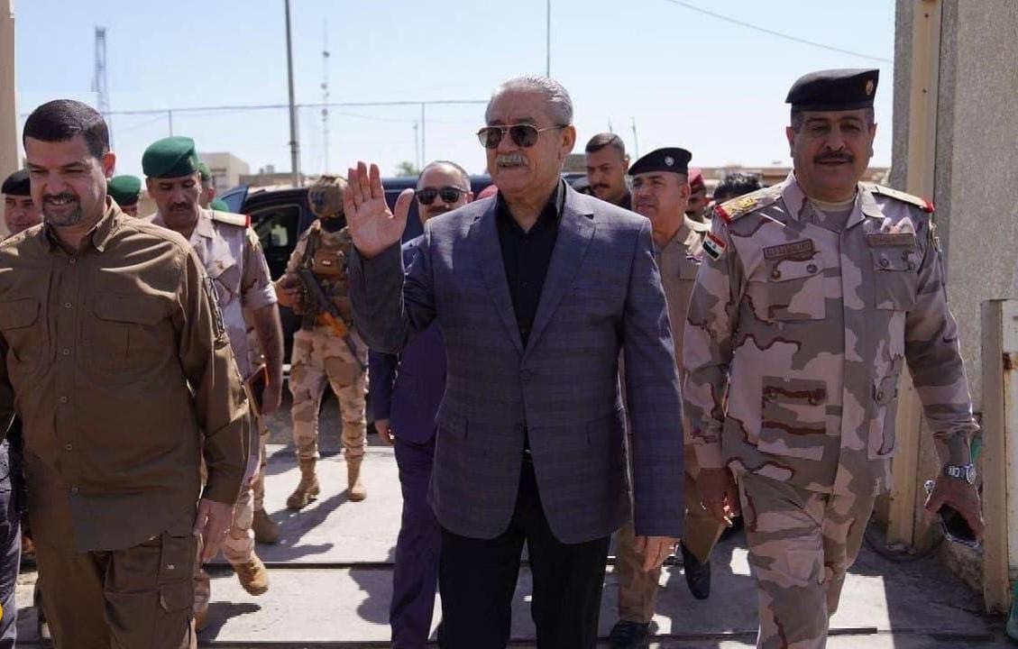 الأمن الوطني يعلن نجاح خطته لتأمين زيارة الأربعينية