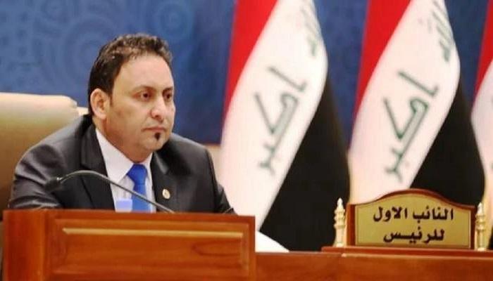 النائب الاول لرئيس البرلمان  ينصح امين بغداد :